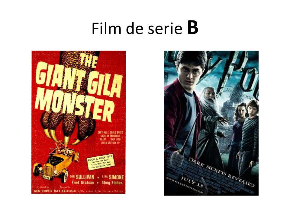 Film de serie B