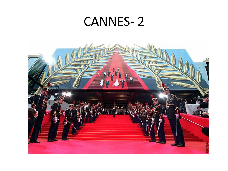 CANNES- 2