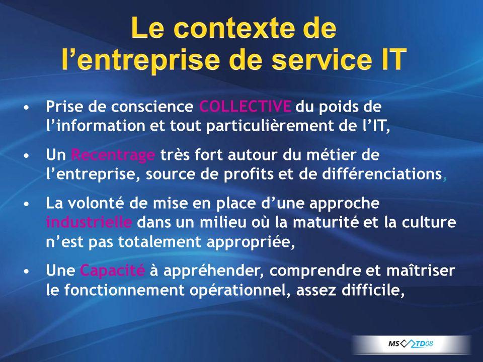 4 concepts principaux sous-tendent la philosophie de lITIL: Customer focus et Business justified: On entend par « client » lutilisateur.