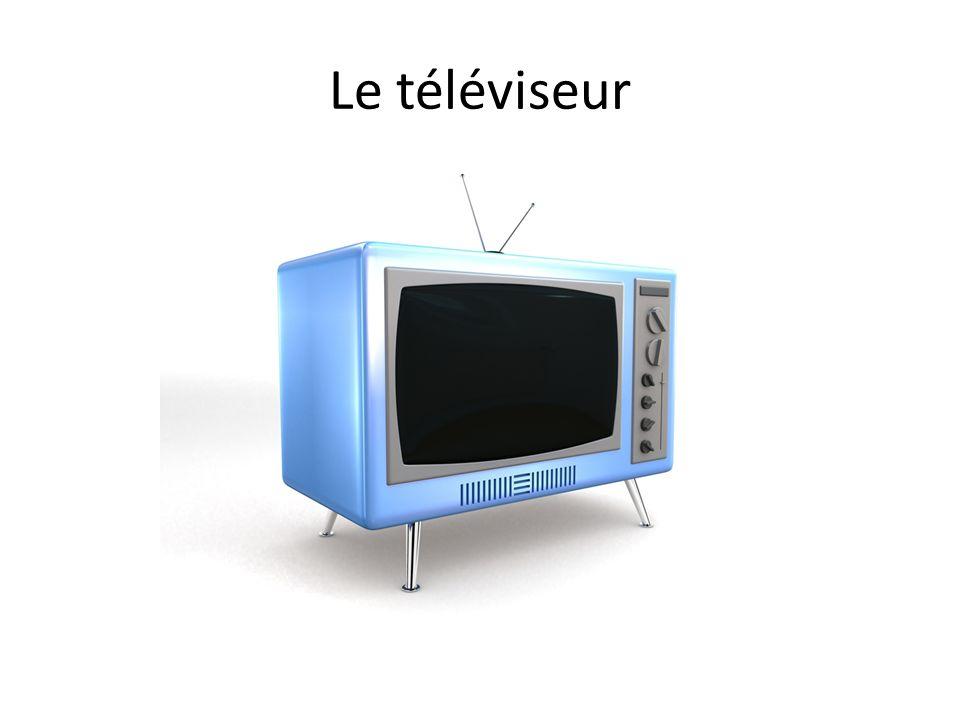 Le téléviseur