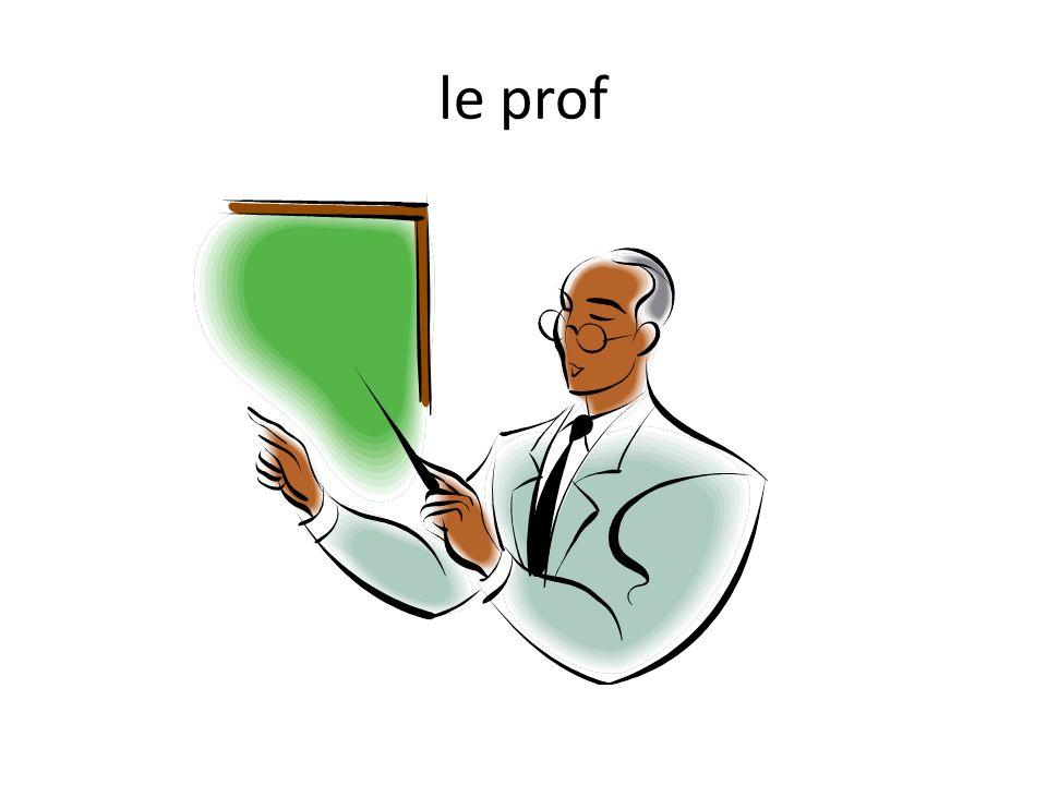le prof
