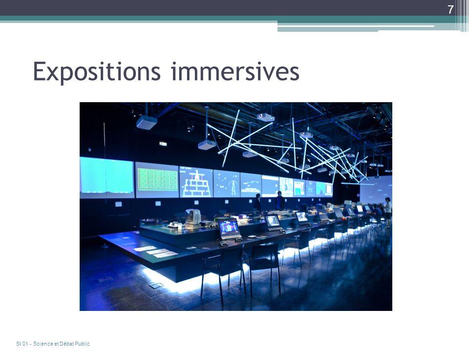 Expositions immersives SI 01 - Science et Débat Public 7