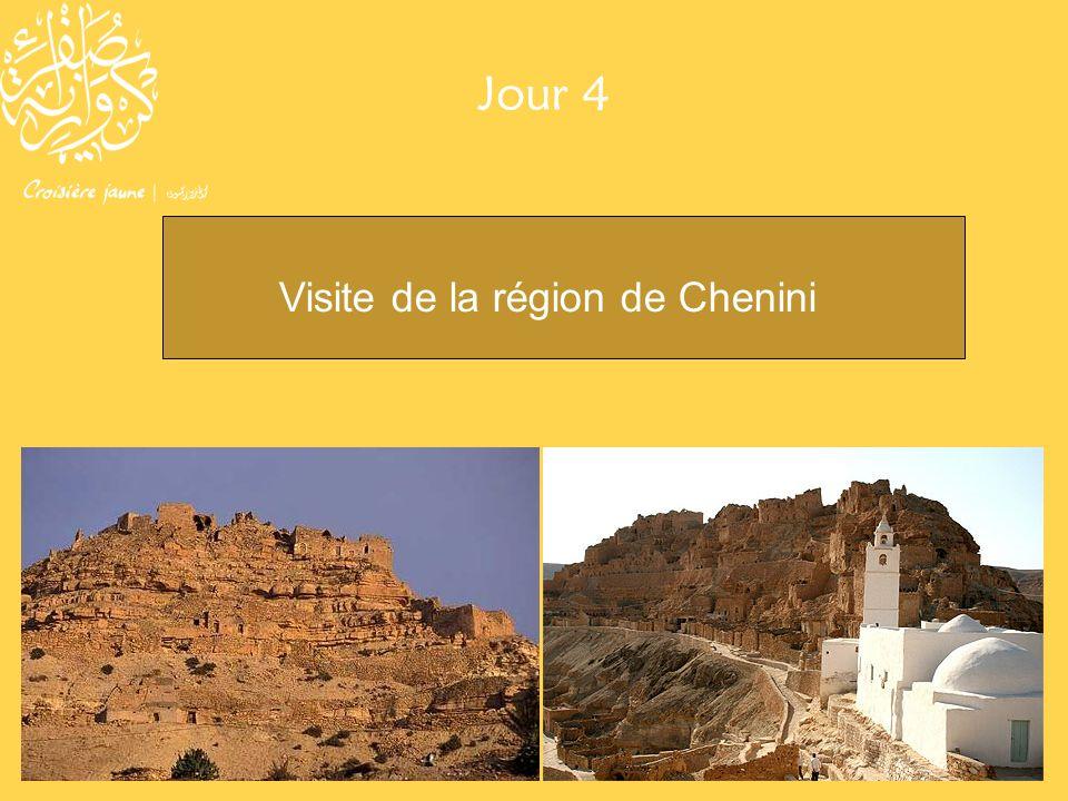 Jour 4 Visite de la région de Chenini