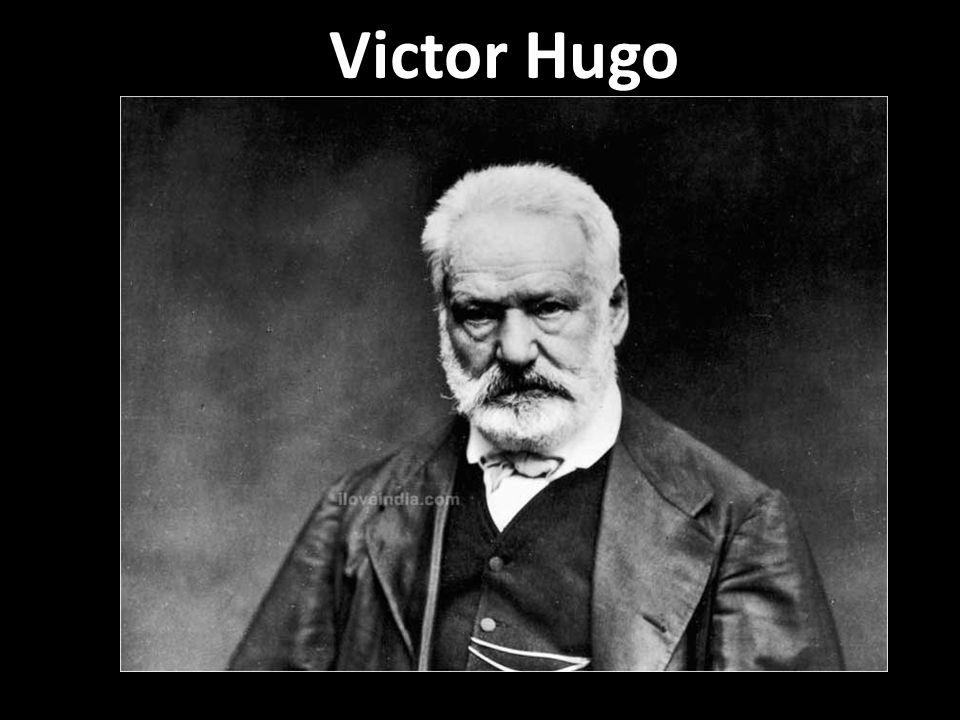 Les dates Victor Hugo est né à Besançon en 1802 et il est mort à Paris en 1885.