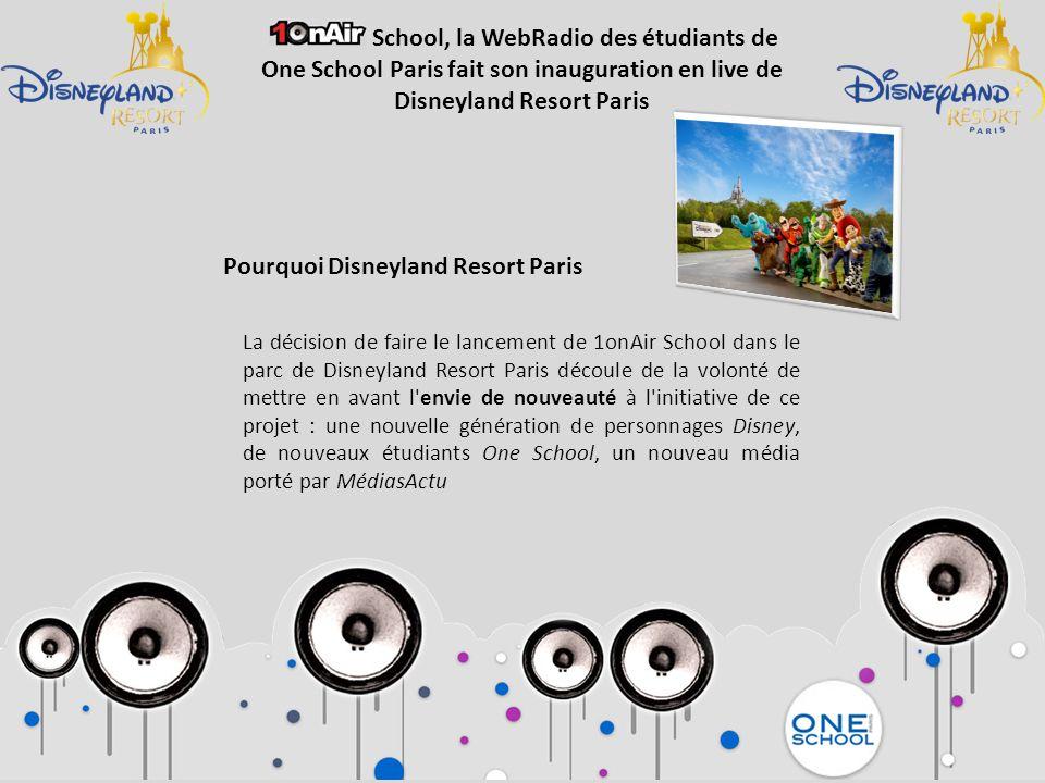 Une émission de 3 heures en direct et en plein cœur du Parc Des artistes de renom seront présents à cet événement grâce à une collaboration avec le site d actualités musicales de référence MusicActu.