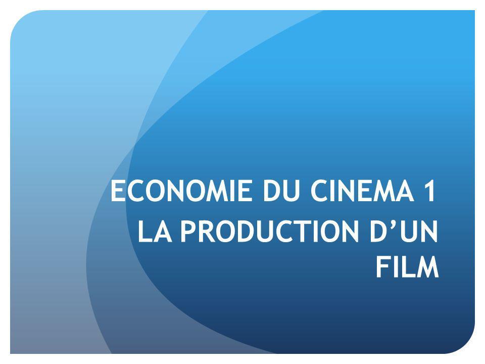 5) Les métiers du cinéma a) Une diversité importante des métiers b) Les grandes données chiffrées Qui sont les professionnels du cinéma .