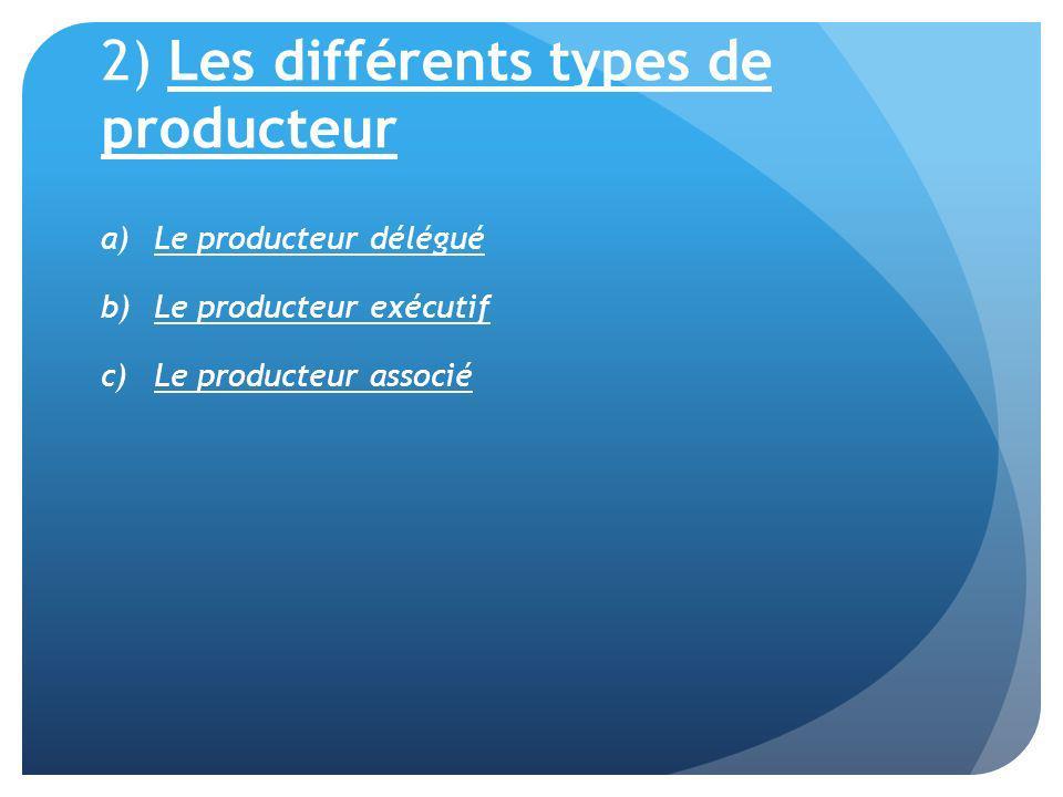 d) Le financement par Canal +