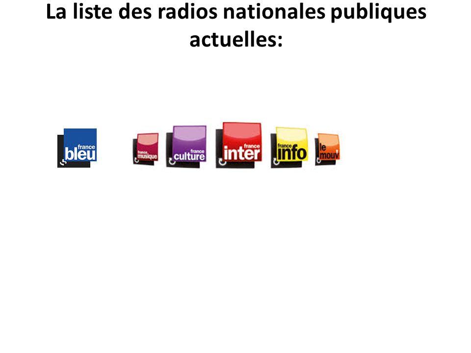 LES RADIOS PRIVEES Radios privées ou commerciales au départ autorisées, elle ont été interdites pendant la seconde guerre mondiale jusquen 1982 CSQ : Développement des Radios libres, pirates, périphériques
