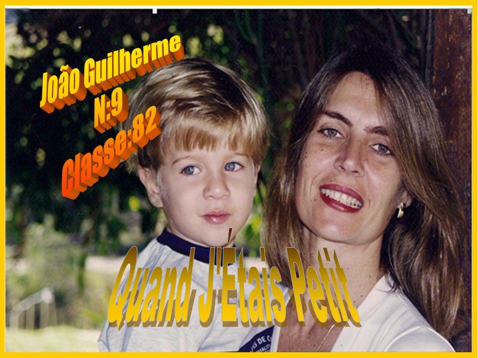 Quand jétais petit, jhabite a Ilha do Governador avec mes parents et ma soeur.