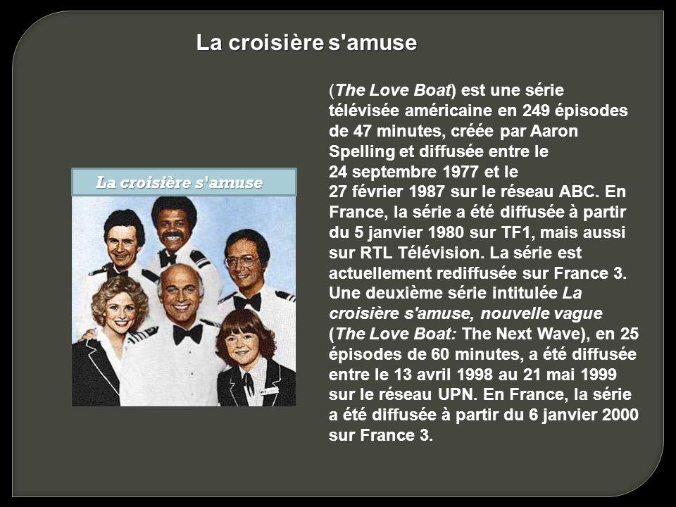 Une série télévisée d'animation française en 56 épisodes de cinq minutes, créée par René Borg et Hubert Ballay et diffusée à partir du 6 juillet 1978