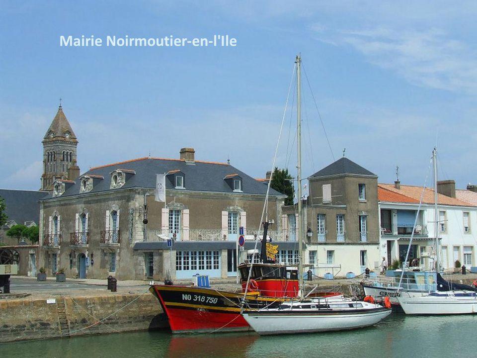 Mairie Noirmoutier-en-l Ile
