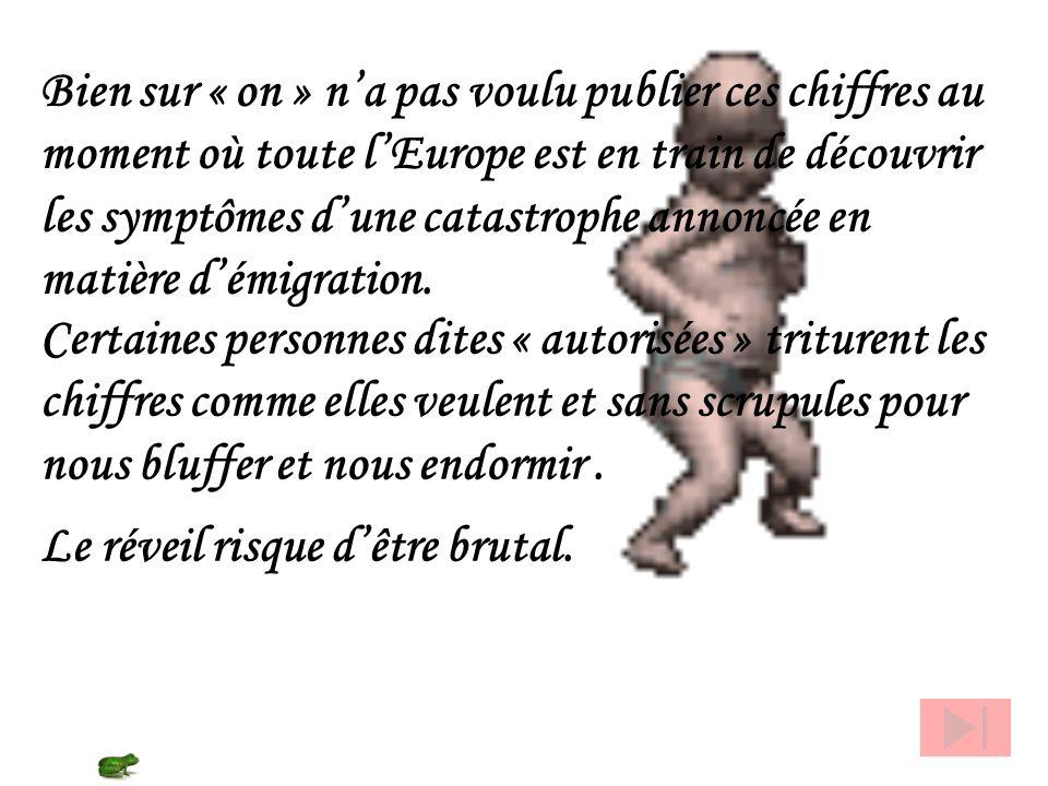 Cest vrai que, comme le précisent les journalistes, le système français est plutôt incitatif.
