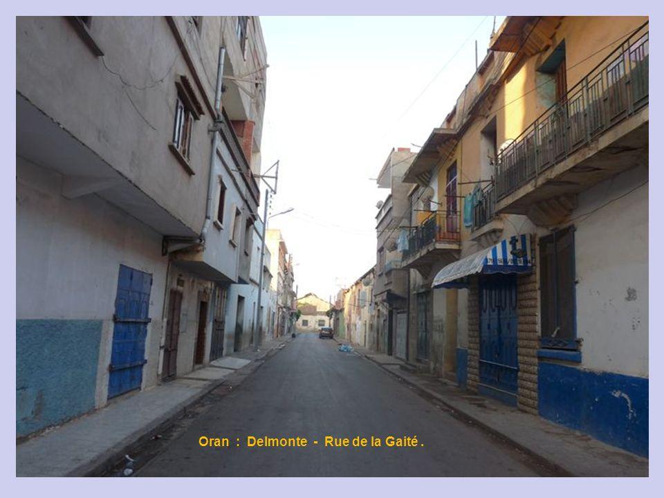 Oran : Delmonte : Brasserie Oranaise.
