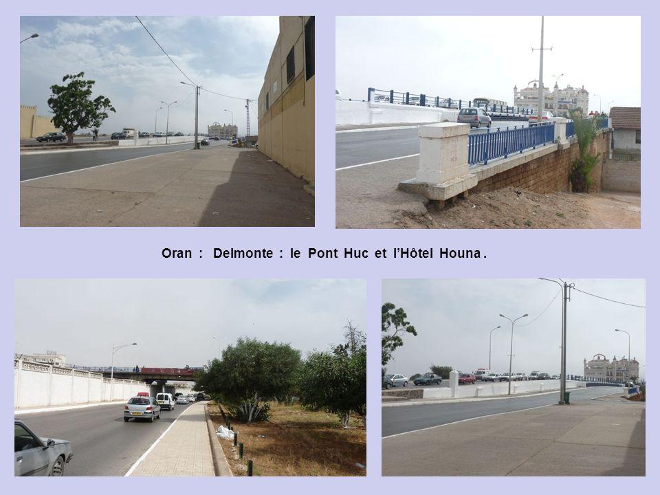 Oran : Delmonte : Télévision Algérienne.