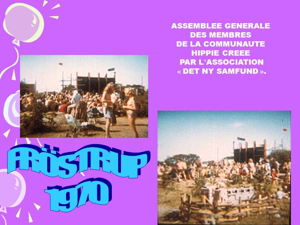 FROSTRUP(DANEMARK) 1970 1970