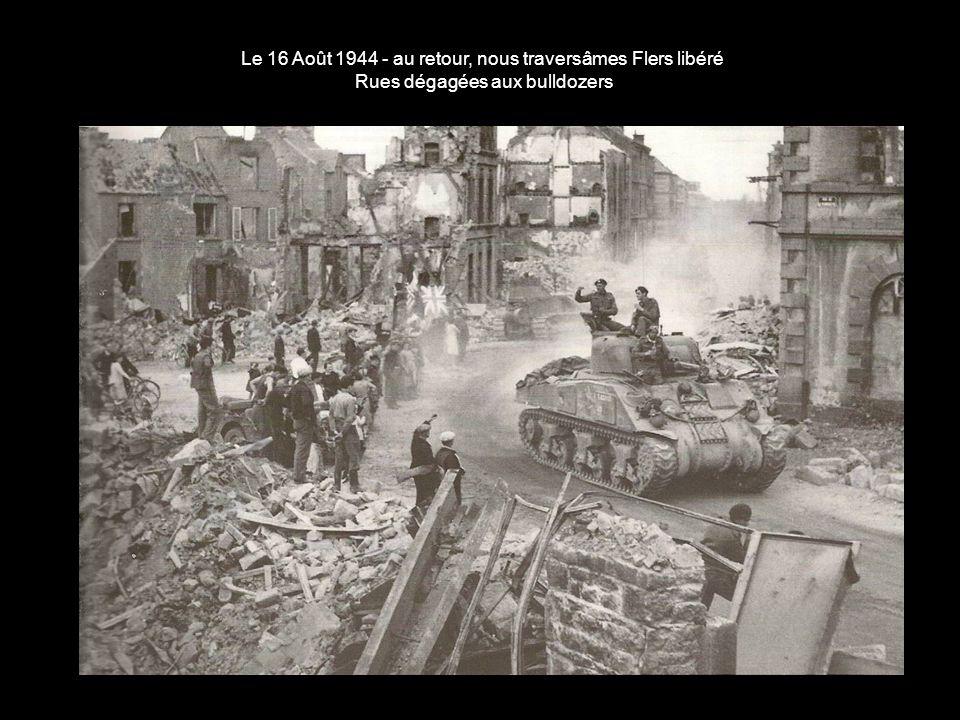 3 Août 1944 : Préparation dune contre- attaque allemande dans le secteur de Mortain 5 Août 1944 : Contre attaque menée de part et dautre de Mortain av