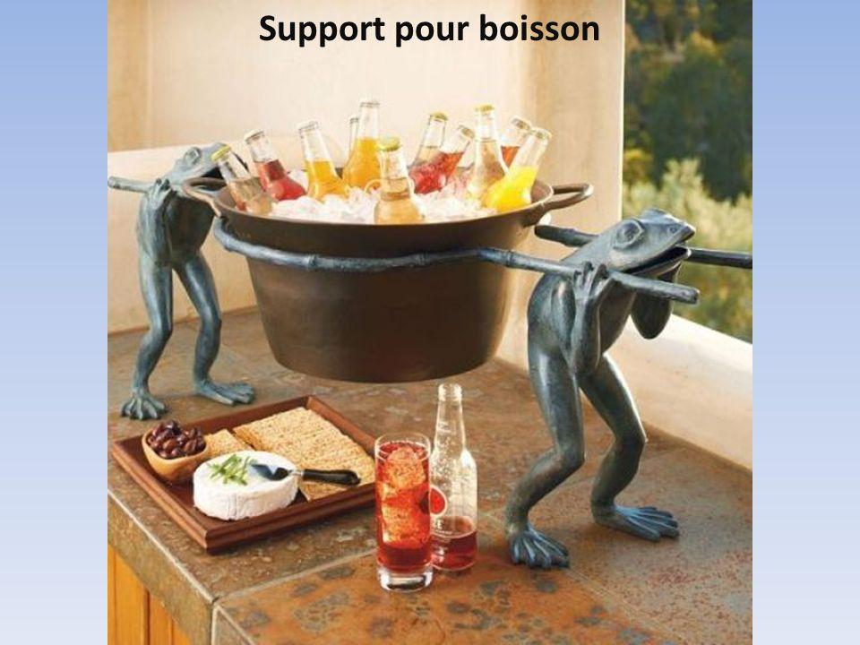 Support pour boisson