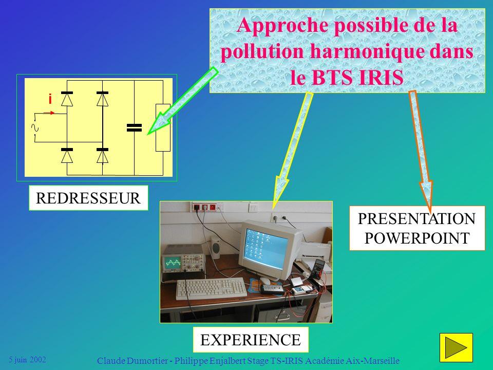 5 juin 2002 Claude Dumortier - Philippe Enjalbert Stage TS-IRIS Académie Aix-Marseille AUTRES REMEDES Couplages particuliers des transformateurs Décla