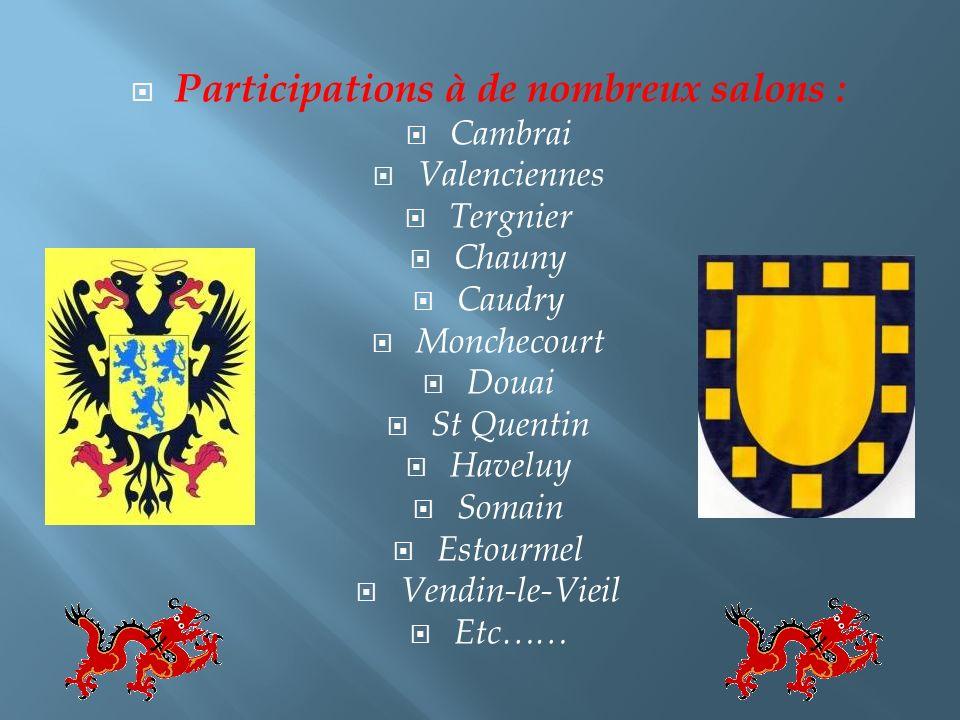 Le forum a été créé en août 2005 par quelques maquettistes du Cambrésis afin de se fédérer et promouvoir le modélisme 0ctobre 2005 : premier salon à V