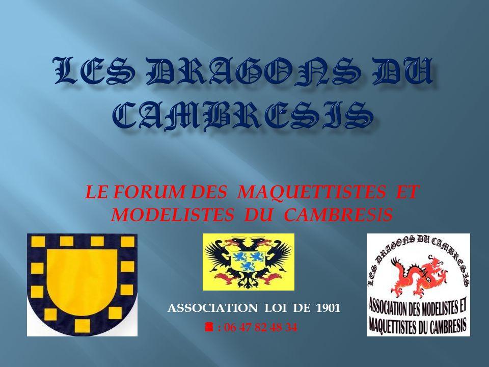 40 DIAPOSITIVES POUR VOUS PRESENTER LES DRAGONS DU CAMBRESIS