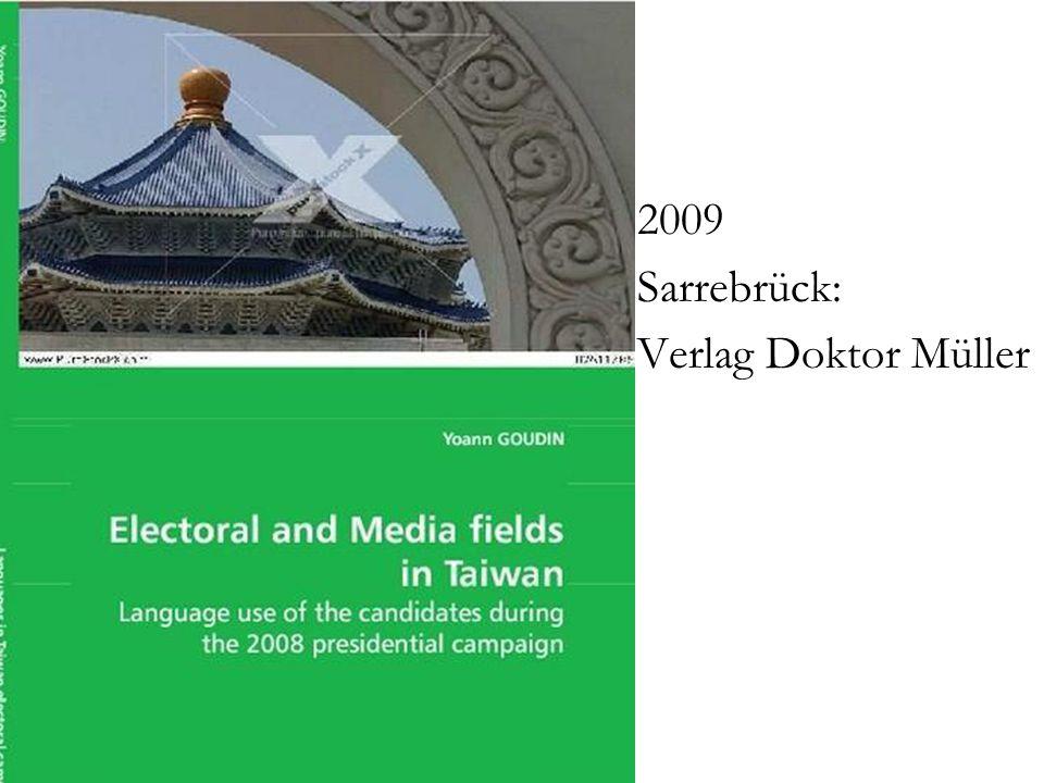 2009 Sarrebrück: Verlag Doktor Müller