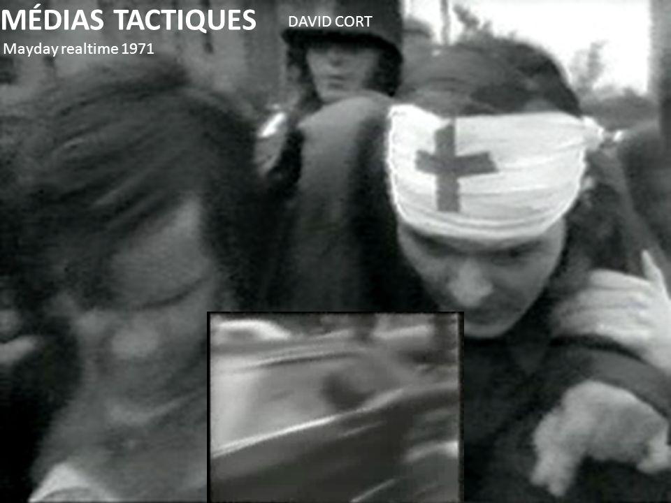 MÉDIAS TACTIQUES Mayday realtime 1971 DAVID CORT
