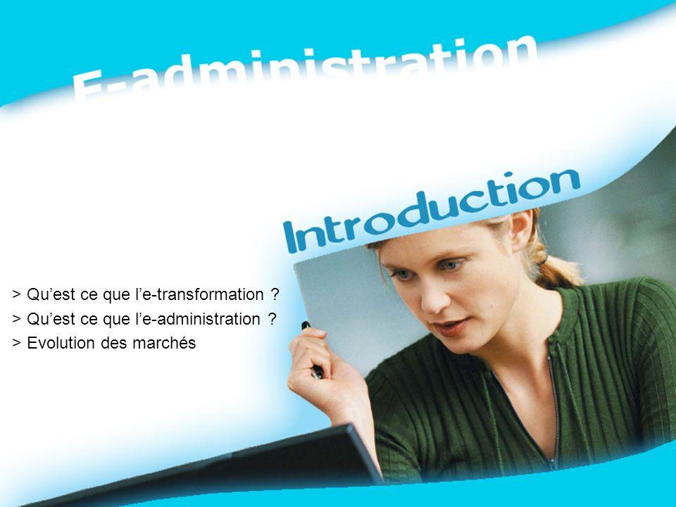 16 Mars 2006 14 3 > Evolution de loffre publique > Les services de le-administration > E-administration : Une réalité
