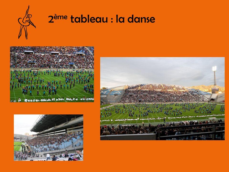 2 ème tableau : la danse