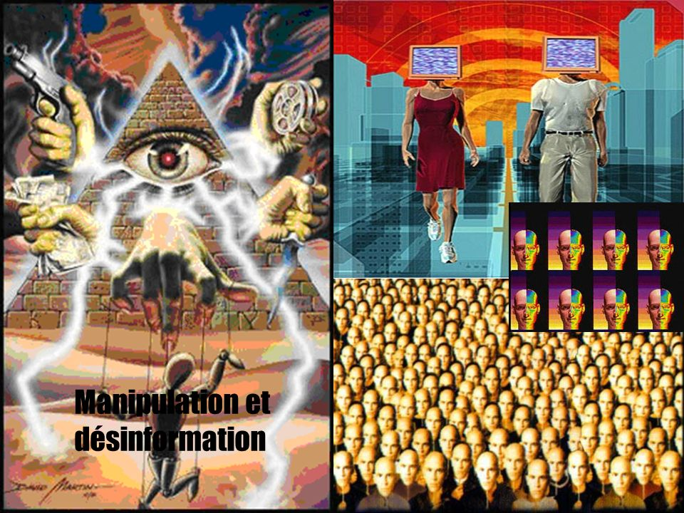 Manipulation et désinformation