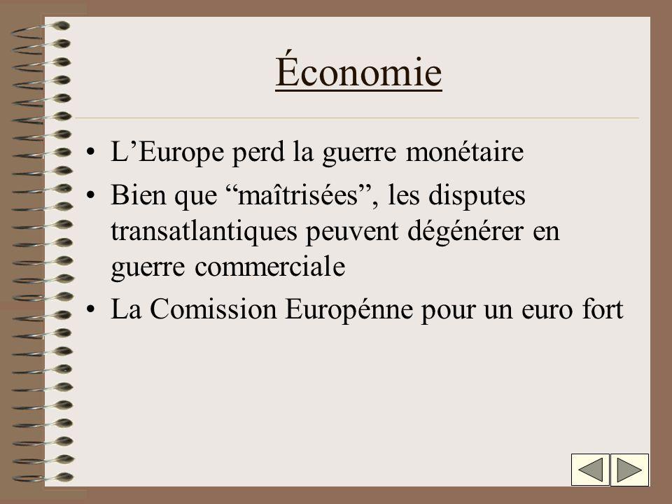 Résumé La commission Européene sest montrée à nouveau défavorable à lidée délargir lUnion européenne à la Russie et à Israel.