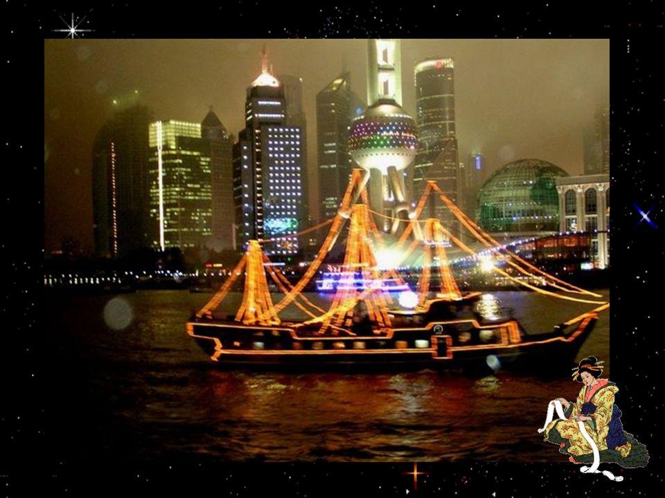 Vue sur Pudong