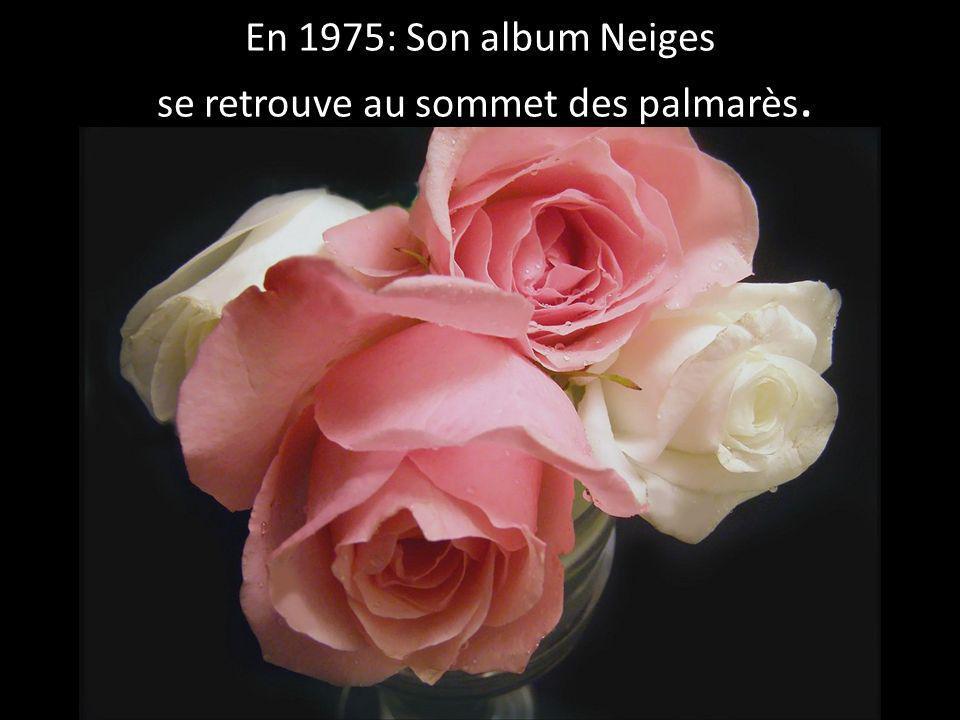 - À Londres en 1968: Il enregistre Pour les amants.