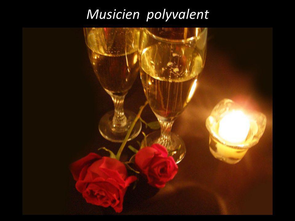 Musicien polyvalent