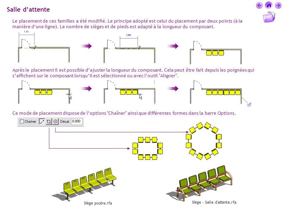 Structure – Portique (1/2) Deux nouveaux éléments de structure sont disponibles, il s agit d un portique et d un demi portique entièrement paramétrique.