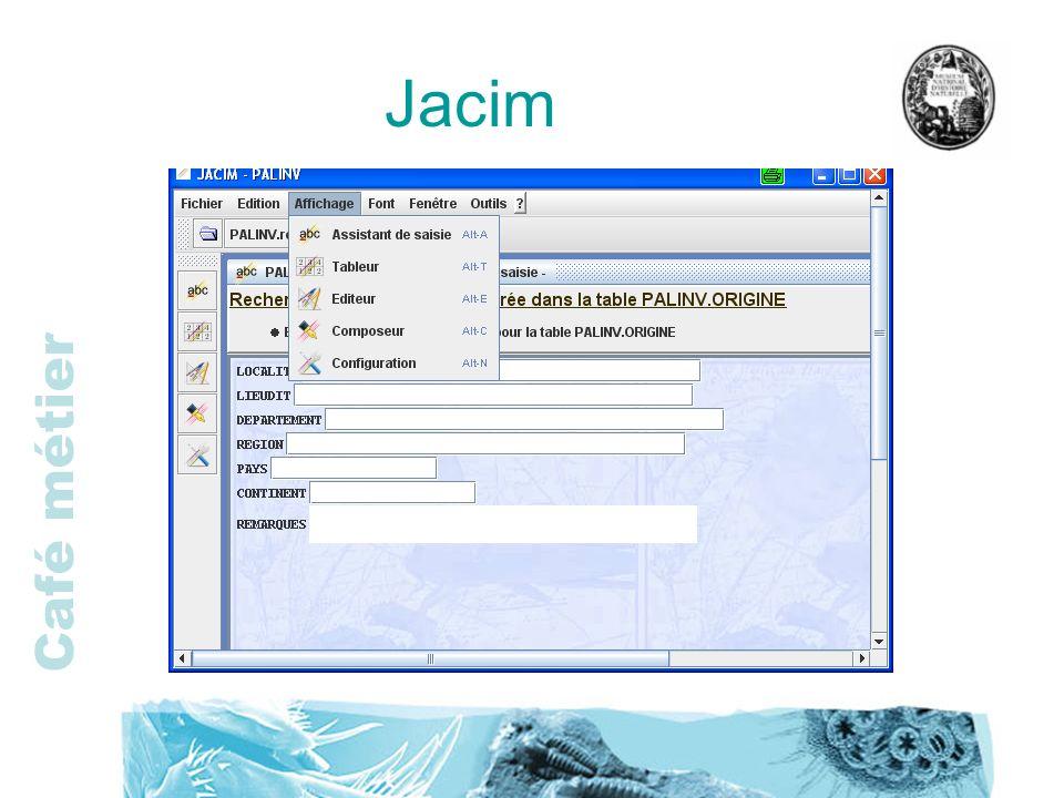 Café métier Jacim
