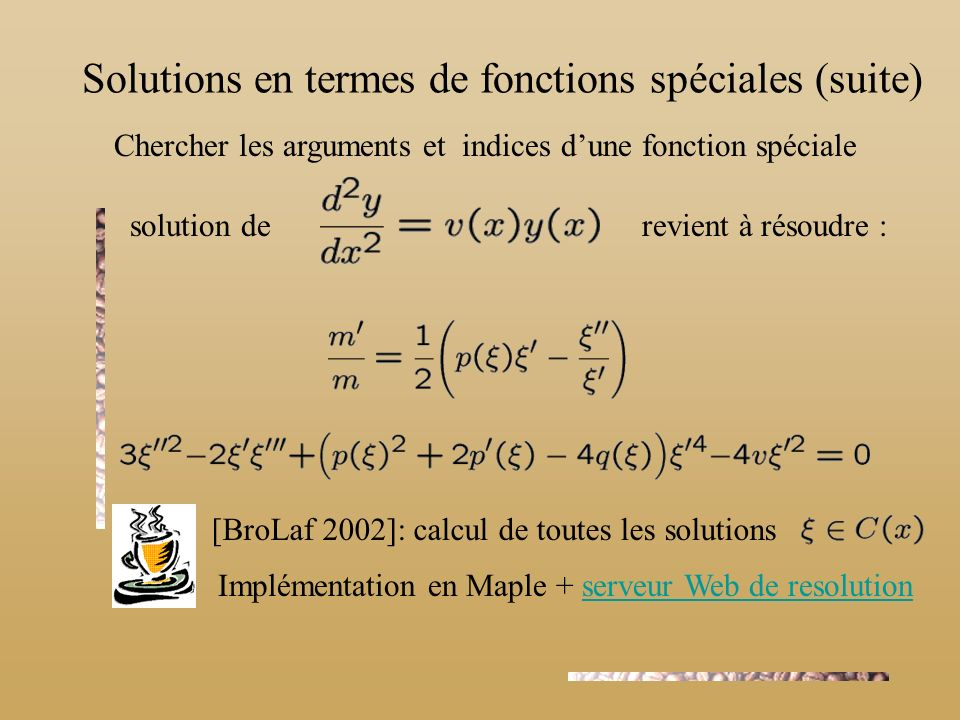 : factorisation : décomposition Polynômes : Factorisation vs.