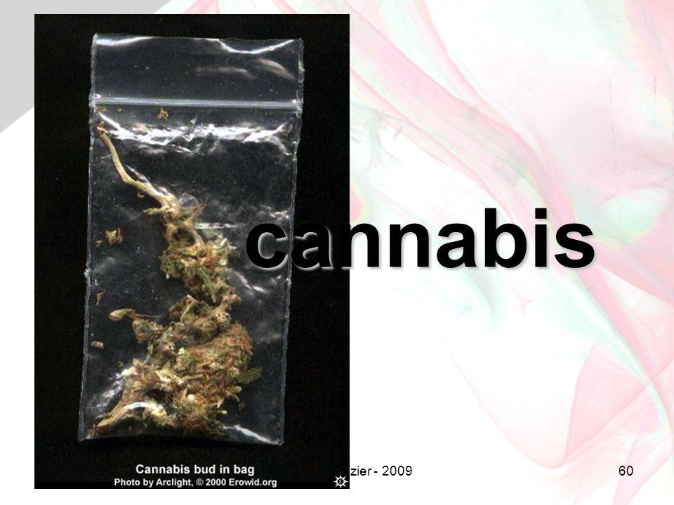 Jean-Louis Brazier - 200960 cannabis