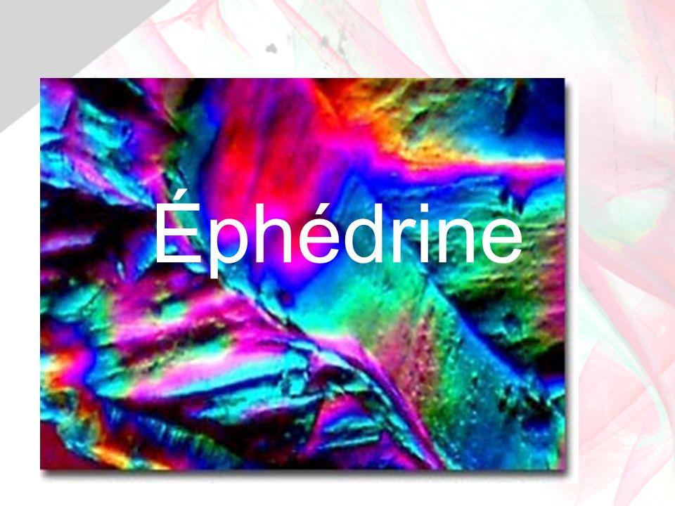Éphédrine