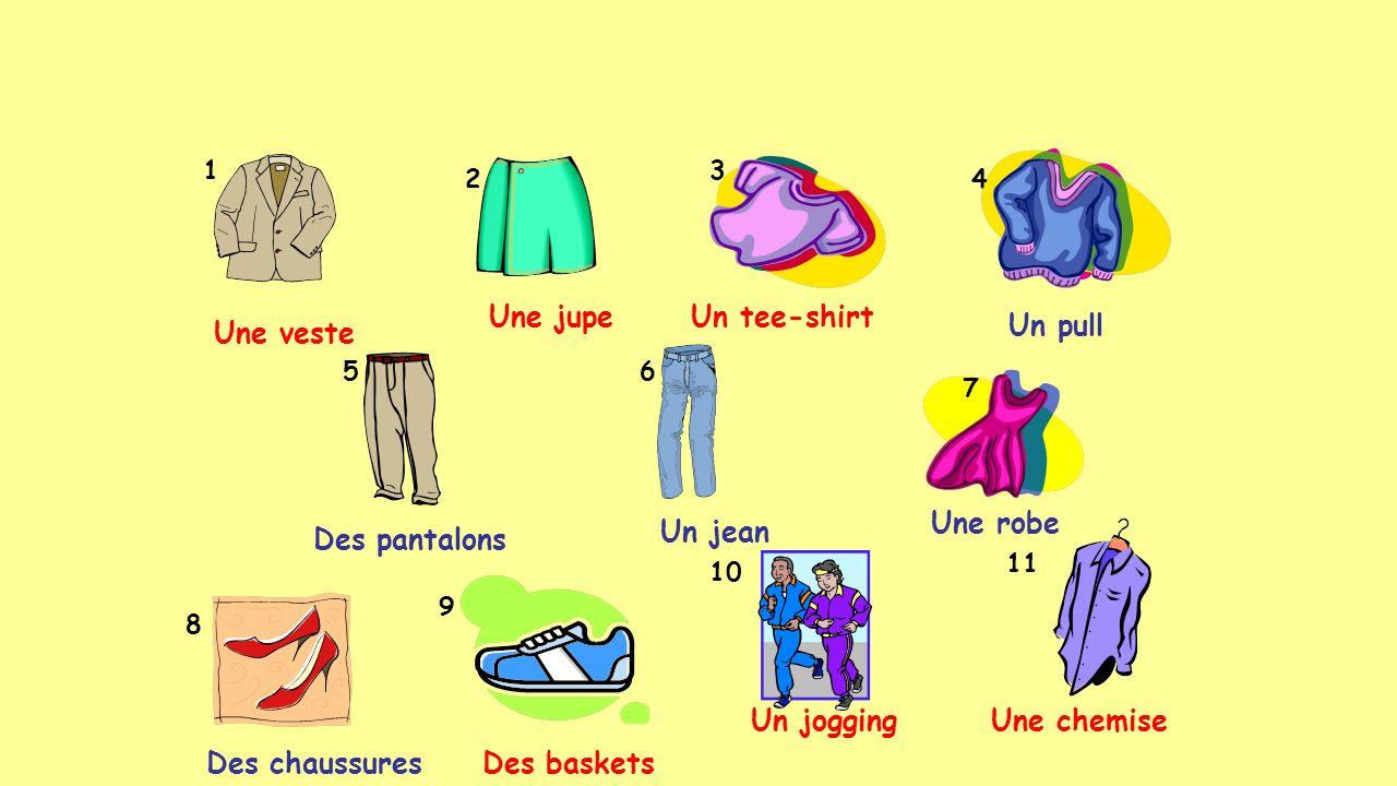 Lis.AT3/2 ex 1 page 46 Relie les vêtements et les images.