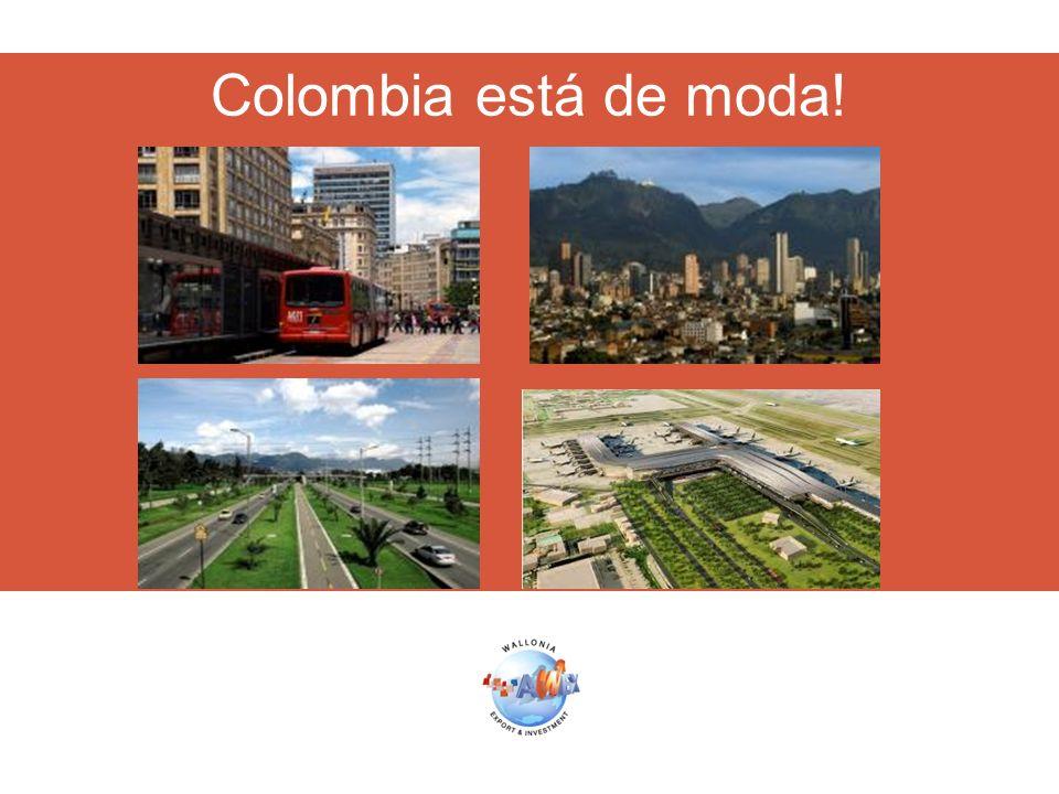 Colombia está de moda!