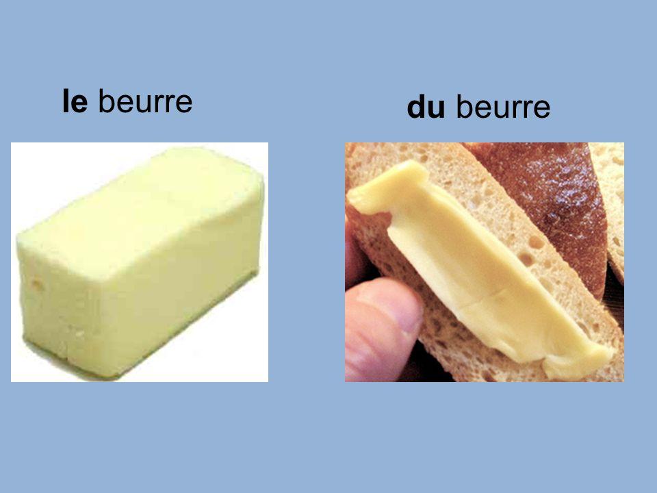 le beurre du beurre