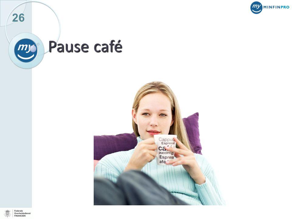 26 Pause café