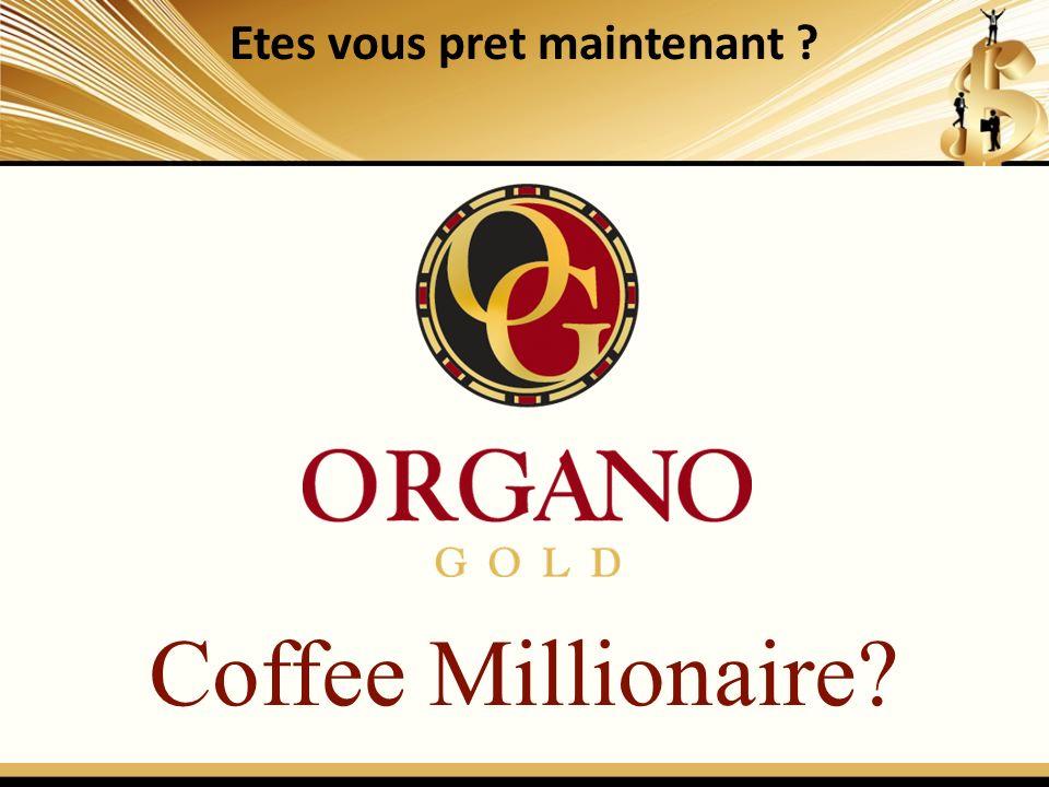 Etes vous pret maintenant ? BLUE DIAMOND Coffee Millionaire?