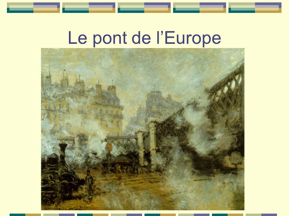 Le pont de lEurope
