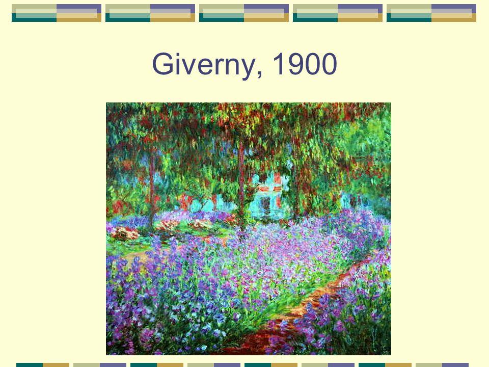 Giverny, 1900