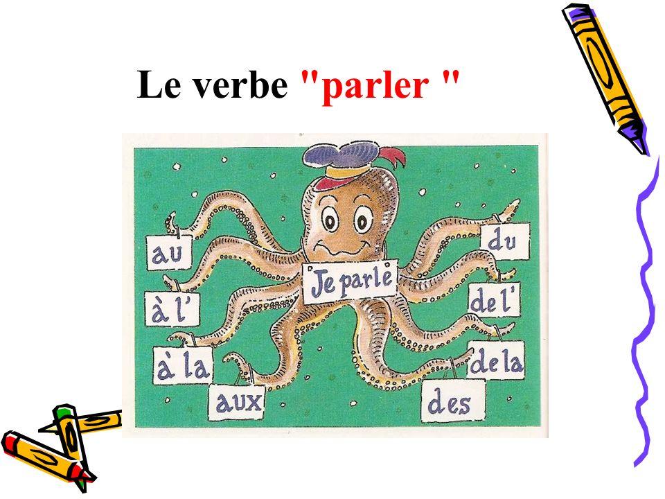 Le verbe jouer