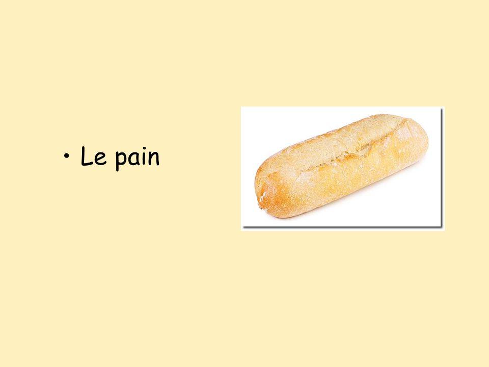 Mets les mots dans la bonne colonne dude la des pain