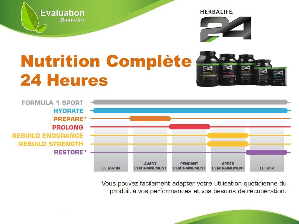 Nutrition Complète 24 Heures
