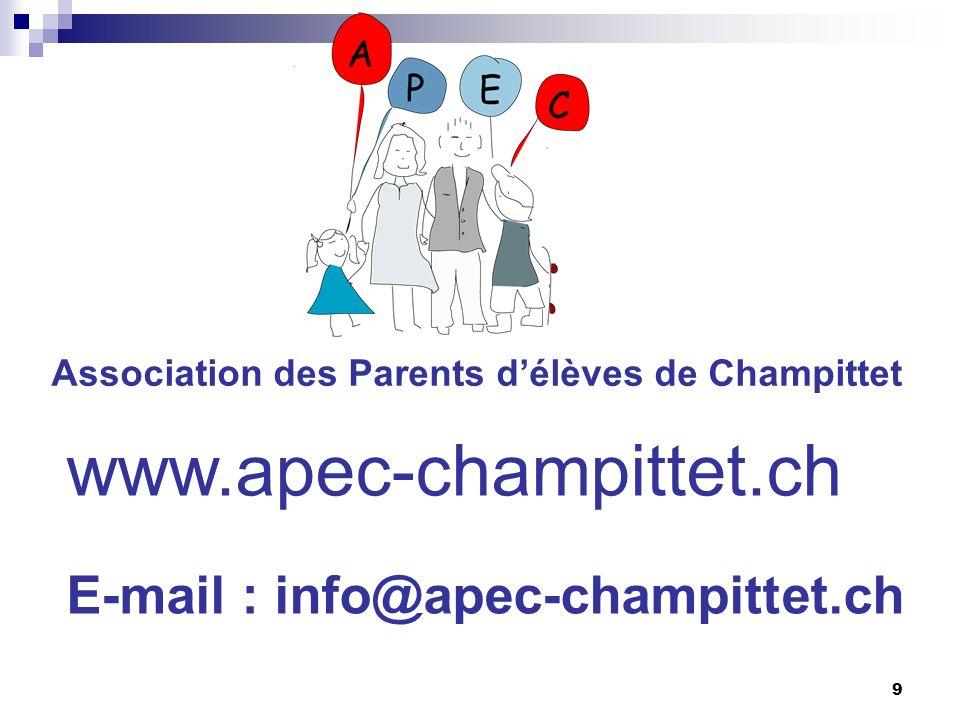20 APEC Assemblée Générale Buffet Valaisan