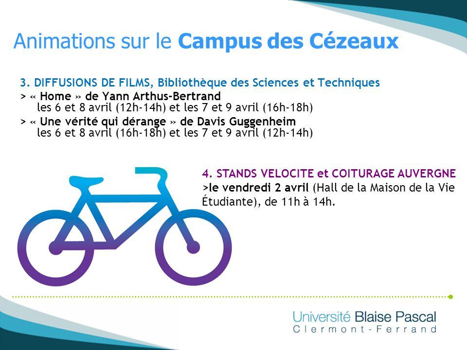 5.CAMPUS PROPRE, Nettoyage du campus > le 6 avril à 17h avec goûter bio pour les participants.